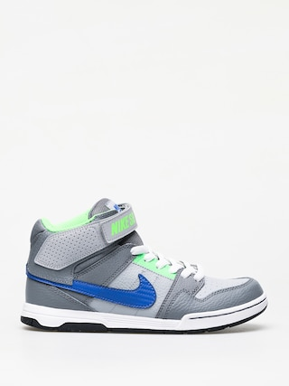 Boty Nike SB Mogan Mid 2 Jr Gs (wolf grey/game royal)