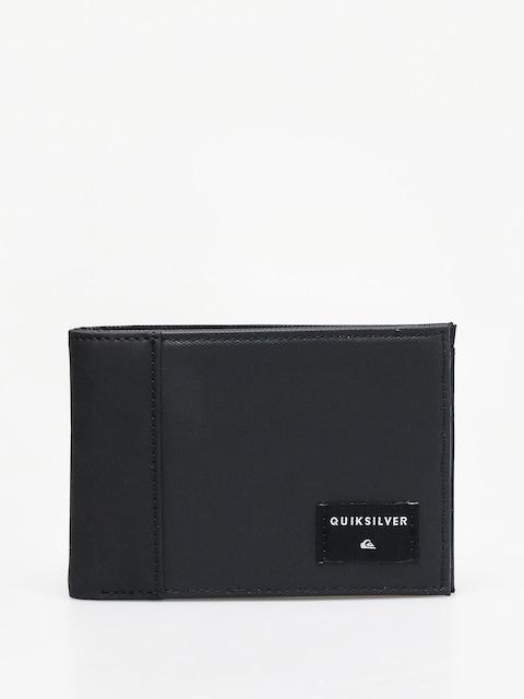 Peněženka Quiksilver Freshness Plus 4 (black black)