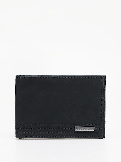 Peněženka Quiksilver Stitchy Vi (black black)