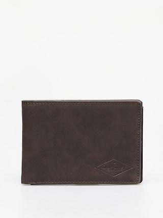 Peněženka Quiksilver Slim Vintage III (chocolate brown)