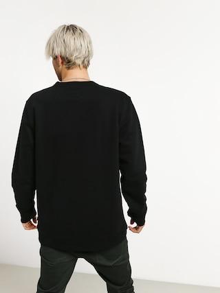 Mikina Vans Full Patch (black)