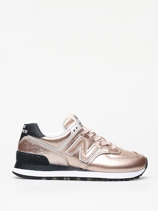 Boty New Balance 574 Wmn (rose gold)