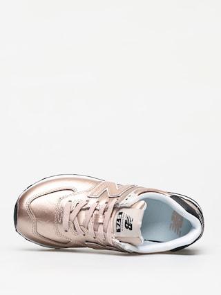 Boty New Balance 574 Wmn (rose gold)