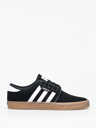 Boty adidas Seeley (core black/ftwr white/gum4)