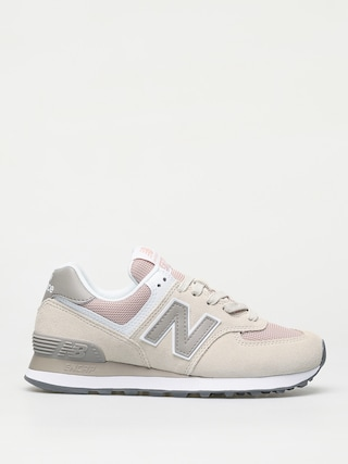 Boty New Balance 574 Wmn (pink)