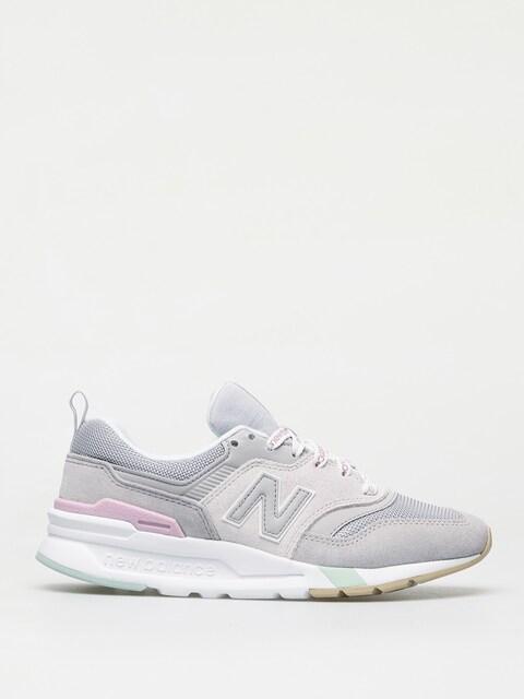 Boty New Balance 997 Wmn (light grey)