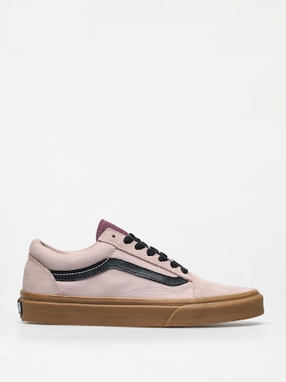 Boty Vans Old Skool (gum/shadow gray/prune)