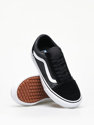 Boty Vans Old Skool (made for the makers/black/checkerboard)