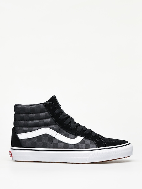 Boty Vans Sk8 Hi Reissue (made for the makers/black/checkerboard)