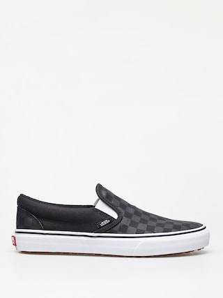 Boty Vans Classic Slip On (made for the makers/black checkerboard)