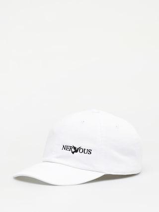 Kšiltovka  Nervous Classic ZD (white)