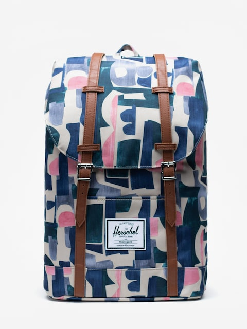 Batoh Herschel Supply Co. Retreat (abstract block)