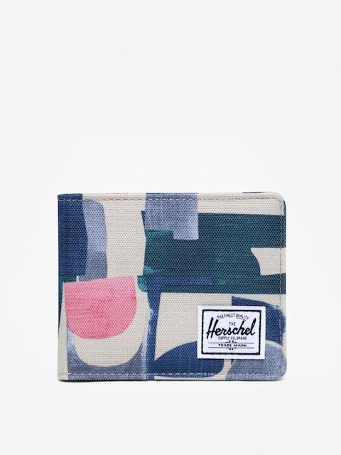 Peněženka Herschel Supply Co. Roy Rfid (abstract block)