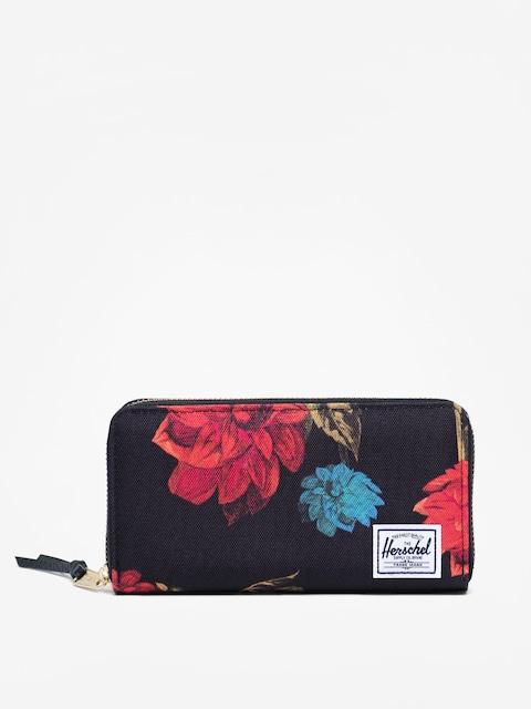 Peněženka Herschel Supply Co. Thomas Rfid (vintage floral black)