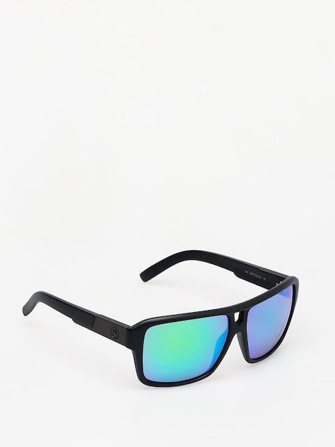 Sluneční brýle Dragon The Jam (matte black/green ion)