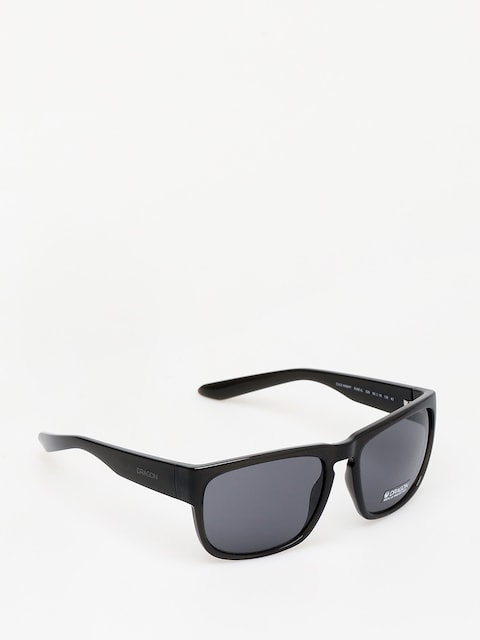 Sluneční brýle Dragon Rune XL (black crystal/smoke)