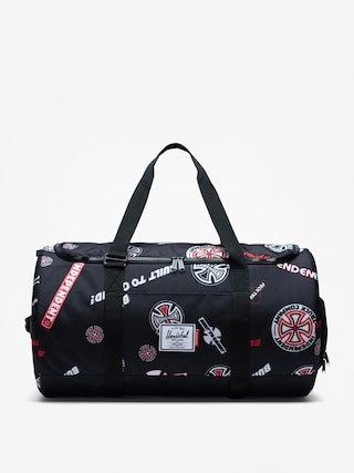 Tau0161ka Herschel Supply Co. Independent Sutton (black multi independent logo)