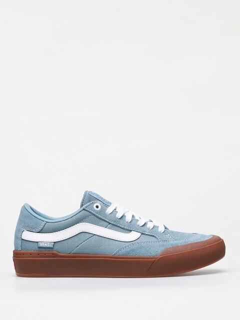Boty Vans Berle Pro (gum/smoke blue)