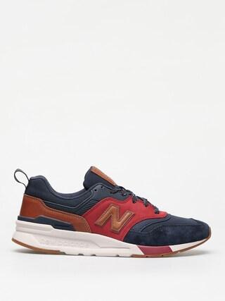Boty New Balance 997 (navy/red)