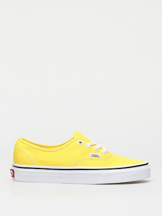 Boty Vans Authentic (vibrant yellow/true white)
