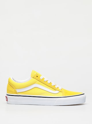 Boty Vans Old Skool (vibrant yellow/true white)