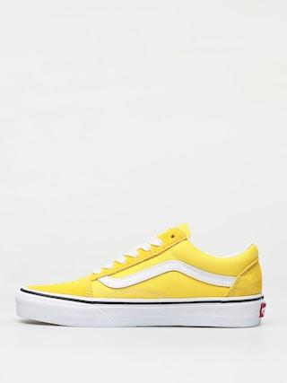 Boty Vans Old Skool (vibrant yellow/true white)