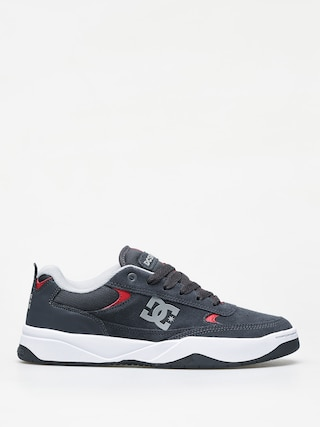 Boty DC Penza (grey/grey/red)