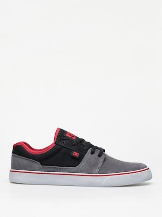Boty DC Tonik (grey/black/red)
