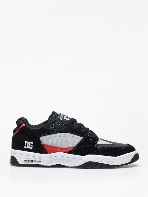 Boty DC Maswell (grey/black/red)