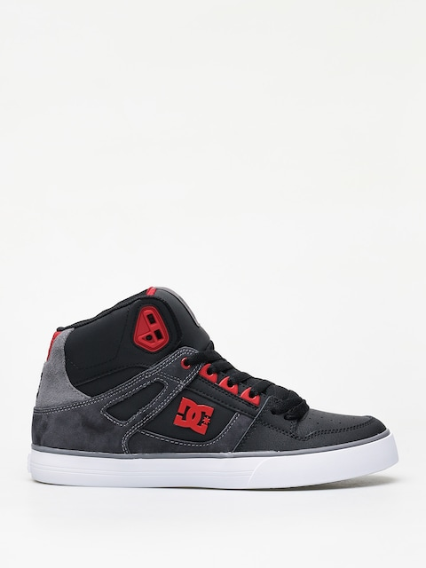 Boty DC Pure Ht Wc Se (black/red)
