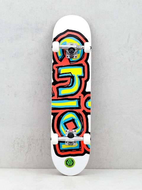 Skateboard Enjoi Visionless (white)