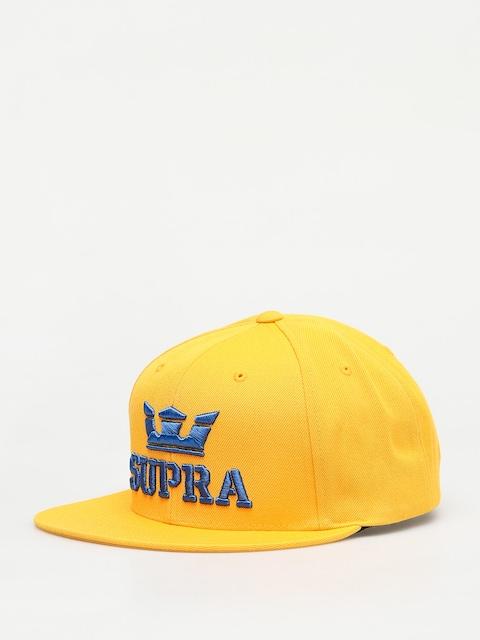 Kšiltovka  Supra Above II Snapback ZD (caution/ocean)