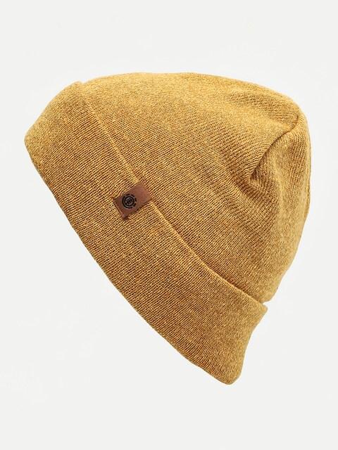 Čepice Element Carrier II Beanie (yellow heather)