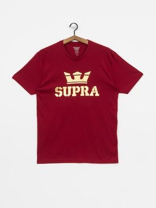 Tričko Supra Above Regular (rose/gold)