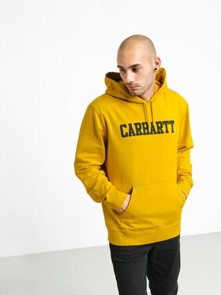 Mikina s kapucu00ed Carhartt WIP College HD (colza/black)