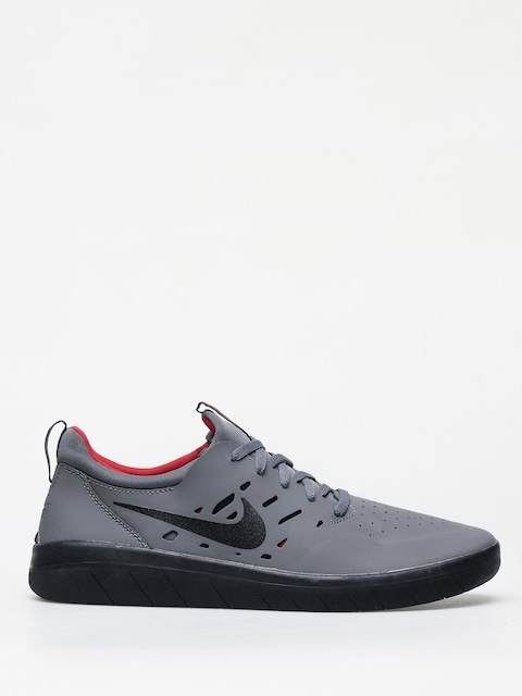 Boty Nike SB Nyjah Free (dark grey/black gym red)