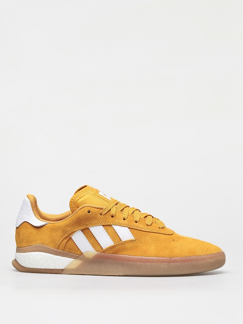 Boty adidas 3St 004 (tactile yellow f17/ftwr white/gum4)