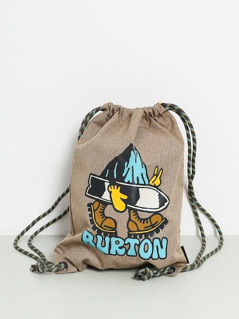 Batoh Burton Cinch Bag (timber wolf)