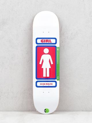 Deska Girl Skateboard Malto 93 Til (white)