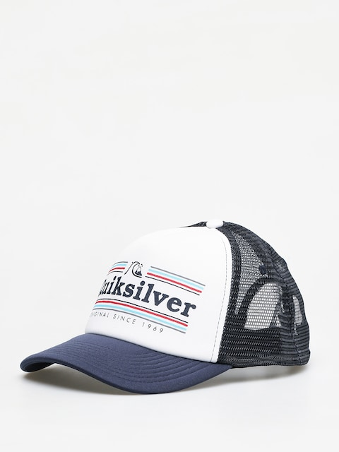 Kšiltovka  Quiksilver Jetty Crocker ZD (white)