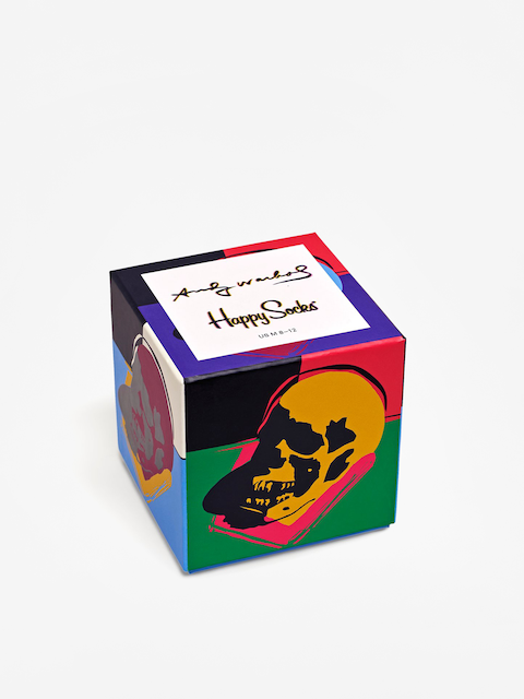 Ponožky Happy Socks Andy Warhol 3pak (multi)