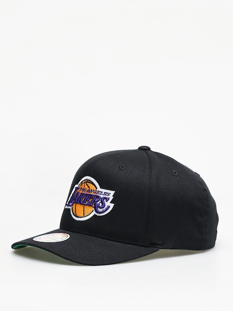 Kšiltovka  Mitchell & Ness Team Logo High Crown La Lakers ZD (black)