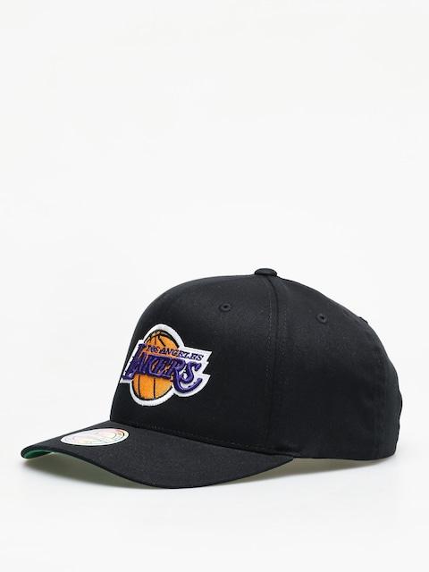 Kšiltovka  Mitchell & Ness Team Logo High Crown La Lakers ZD