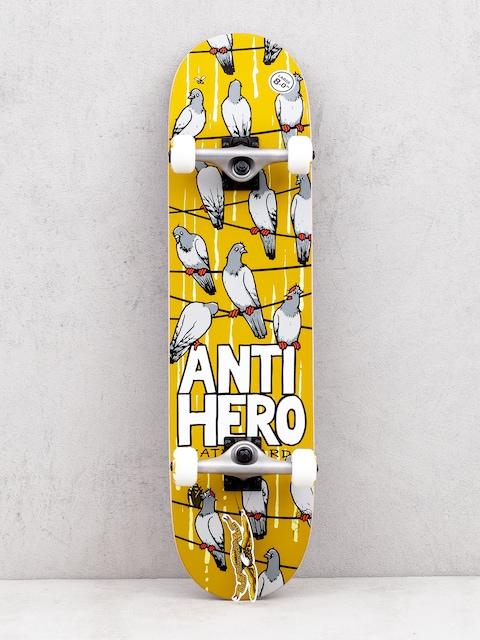 Skateboard Antihero On A Wire