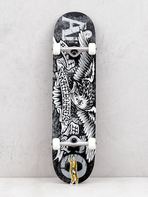 Skateboard Antihero Hesh Eagle (black)