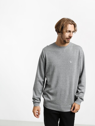 Mikina Element Crew (grey heather)