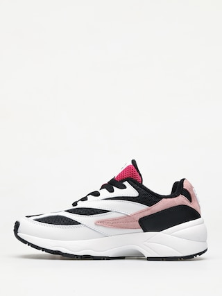 Boty Fila V94M Low Wmn (white/black/quartz pink)