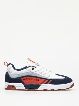 Boty DC Legacy98 Slm (navy/ orange)