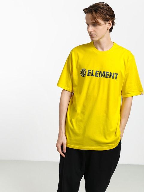 Tričko Element Blazin (bright yellow)
