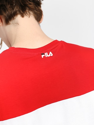 Tričko Fila Day (true red/black/bright white)
